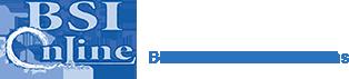 BSI Online, Bold Ideas / Bold Solutions